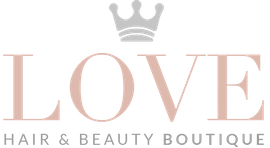 Love Hair & Beauty logo